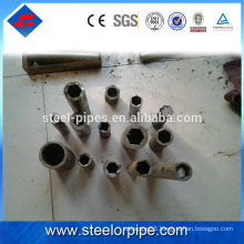 High quality eco-friendly end cap for steel tube